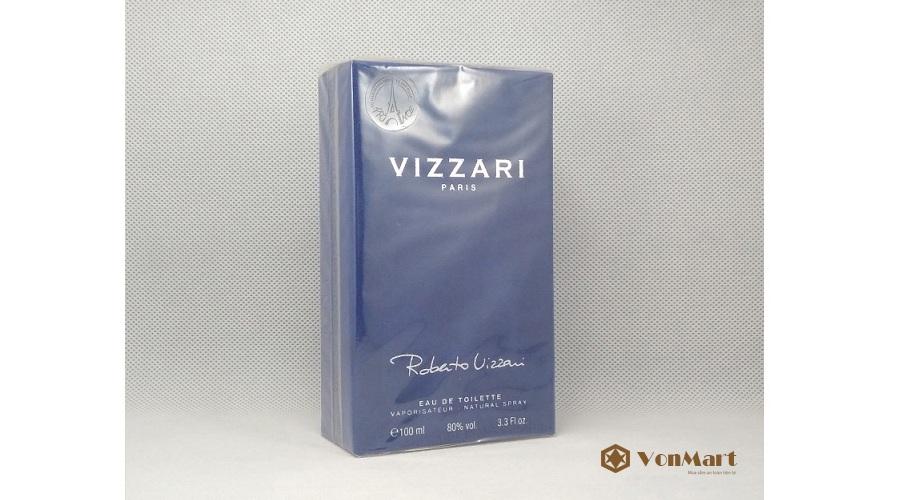 Nước hoa Roberto Vizzari Men, Nước hoa nam, cao cấp, chính hãng pháp, mạnh mẽ