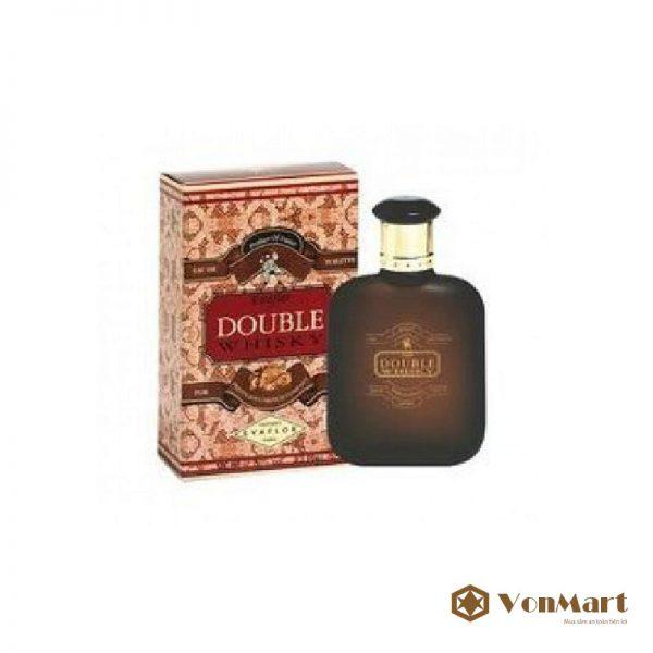 Nước Hoa Double Whisky 50ml, Nam tính, say đắm, nồng nàn, quyến rũ, sang trọng, cuốn hút