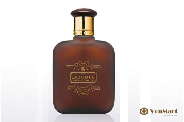 Nước Hoa Double Whisky Nam 50ml, Nước hoa Nam, chính hãng của Pháp, mạnh mẽ, cuốn hút