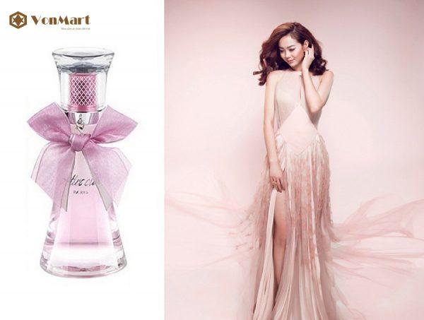 Nước hoa Lomani Attractive Eau De Parfum, nước hoa Nữ, cao cấp của Pháp, nhẹ nhàng