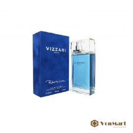 Nước hoa Nam Roberto Vizzari Men 100ml, hương thơm Nam tính, mạnh mẽ, chính hãng của Pháp