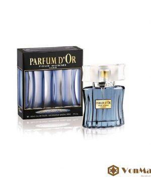 Nước hoa Parfum d'Or Pour Homme 100ml, Nam tính, tinh tế, nhẹ nhàng, thơm lâu, quyến rũ