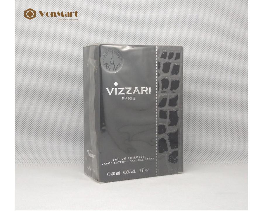 Nước Hoa Roberto Vizzari Black Men, nước hoa nam, nước hoa pháp, cao cấp, sang trọng