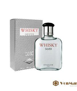 Nước Hoa Whisky Silver 50ml, Nam tính, sang trọng, lôi cuốn, thơm lâu, cổ điển, lịch lãm