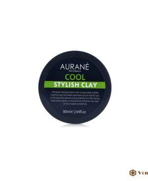 Sáp Aurane Cool Stylish Clay, tạo kiểu tóc cứng, giữ nếp tóc lâu cho Nam