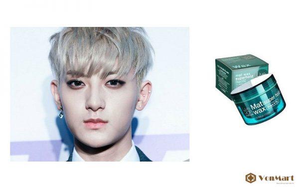 Sáp Livegain Premium, giữ nếp tóc tốt, cao cấp của Hàn Quốc cho Nam giới