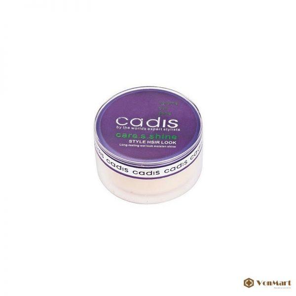 Sáp vuốt tóc Cadis, tạo kiểu tóc cứng, giữ nếp tốt cho Nam giới