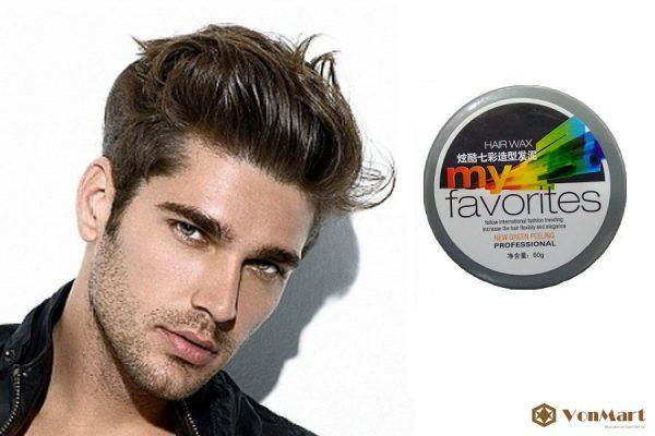 Sáp vuốt tóc My Favorites giá rẻ, shop địa chỉ, cửa hàng ở đâu bán, chất lượng tốt nhất