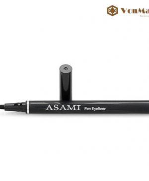 Asami Pen Eyeliner, bút kẻ mí nước, vẽ sắc nét, lâu trôi, cho đôi mắt đẹp quyến rũ
