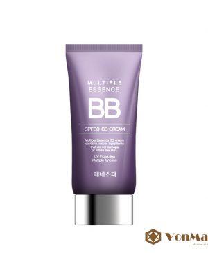 Kem nền BB Multiple Essence, Enesti Hàn Quốc, đa chức năng, che phủ, dưỡng da, chống nắng