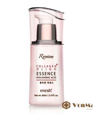 Dung dịch Remine Collagen Oligo Essence Enesti, chống nhăn chuyên sâu, da mềm mịn tươi trẻ