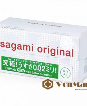 Condom Sagami Original 0.02