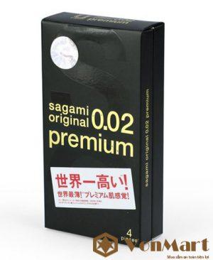 Sagami Original 0.02 Premium
