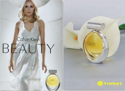 Nước Hoa Calvin Klein Beauty Eau De Parfum 50ml, gợi cảm, ngọt ngào, Nữ tính, thơm lâu