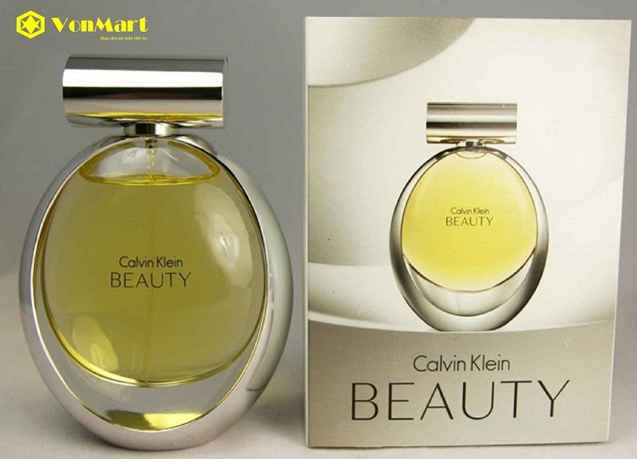 Nước Hoa Nữ Calvin Klein Beauty 100ml, Nữ tính, trẻ trung, gợi cảm, hấp dẫn, quyến rũ