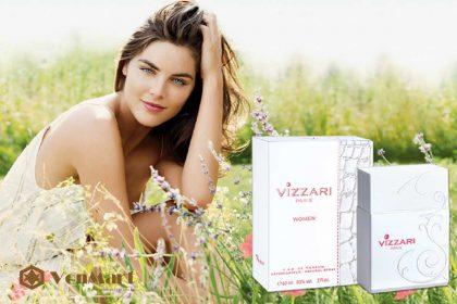 Nước hoa Nữ Roberto Vizzari Paris White, thơm lâu, gợi cảm, quyến rũ, tự tin, lôi cuốn