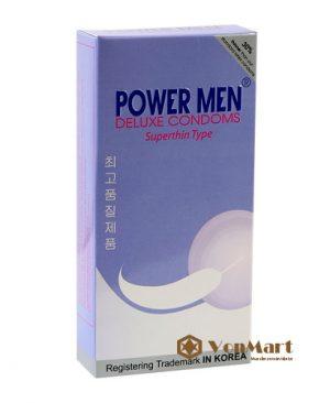bao-cao su-power-men-super-thin-type