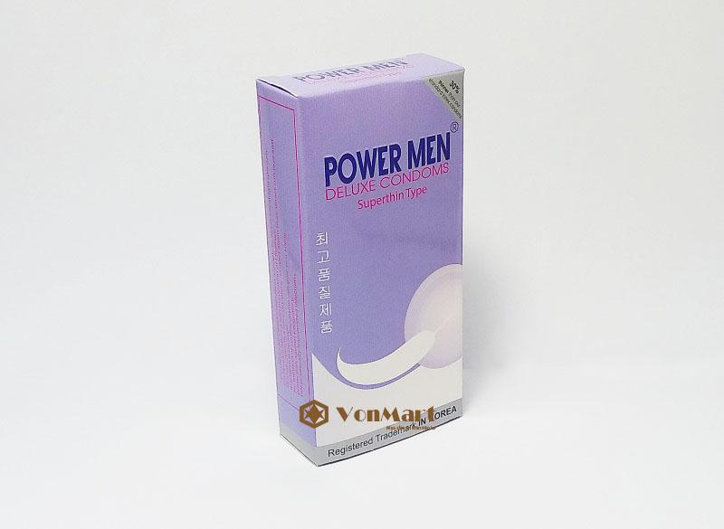 bao-cao su-power-men-super-thin