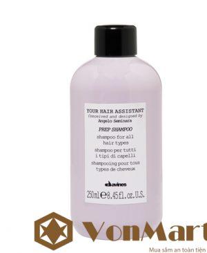 Dầu gội đầu Davines Prep Shampoo chính hãng
