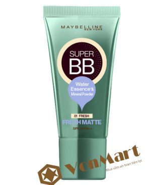 kem nền Maybelline BB Super Fresh Matte