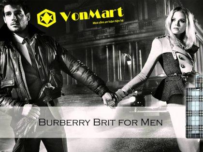 Bán nước hoa Burberry Brit cho nam