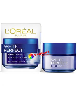 Kem dưỡng ẩm L'oreal White Perfect, dưỡng trắng da tự nhiên hiệu quả