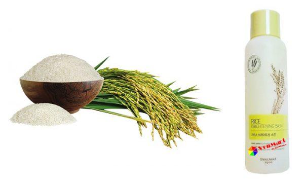 Sữa dưỡng da gạo Hàn Quốc, hàng chính hãng, giá rẻ nhất thị trường Việt