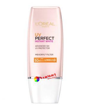 Kem chống nắng L'Oreal màu hồng, tăng cường khả năng bảo vệ tự nhiên của da trước tác hại của tia UV