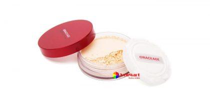 Phấn Graceage Brightup UV Face Powder, trong suốt dễ dàng bám đều trên da