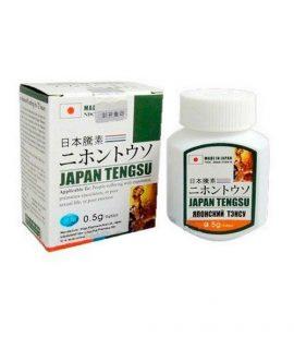 Thuốc Japan Tengsu - Chính hãng, mua ở đâu, địa chỉ bán giá rẻ