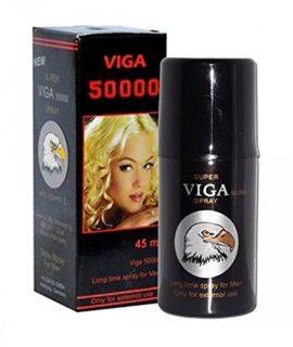 Thuốc xịt Super Viga 5000 Spray 45ml chính hãng, giá rẻ